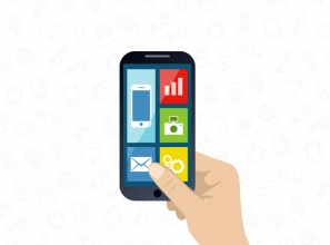 More enterprises are building their own custom mobile apps