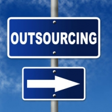 When should a startup outsource mobile app development?