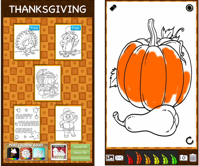 this coloring book app does not include a fill mode making it more like a real coloring experience but do not worry because if you make a mistake or color - How To Make A Coloring Book App
