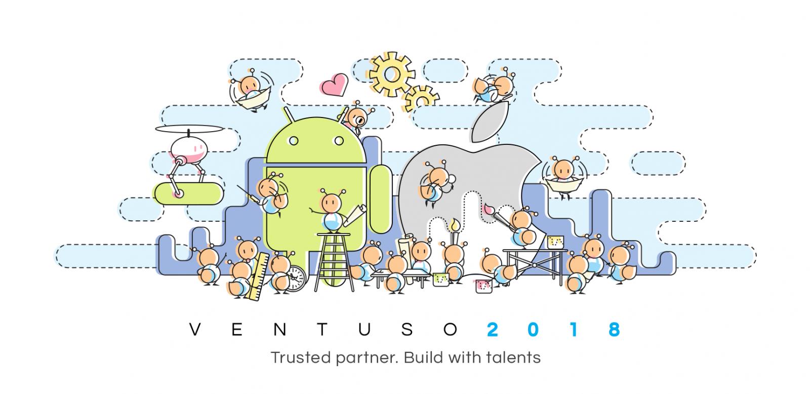 right mobile app developer for enterprises and startups
